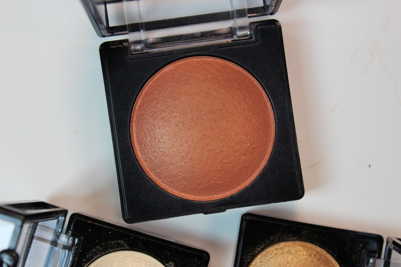 Nyx Baked Blush Ignite Nyx Baked Blush in Ignite
