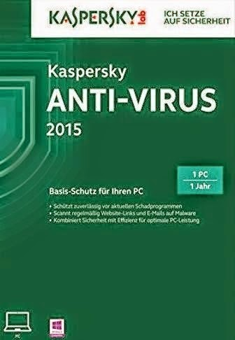 free  kaspersky antivirus 2015 full version