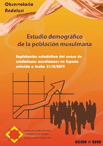 Estudio demográfico de la población musulmana A 31-12-2019