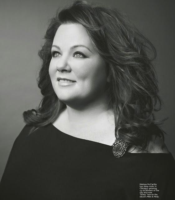 Melissa MCCarthy na capa da Rolling Stone