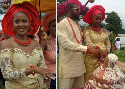 stephanie chijioke traditional wedding