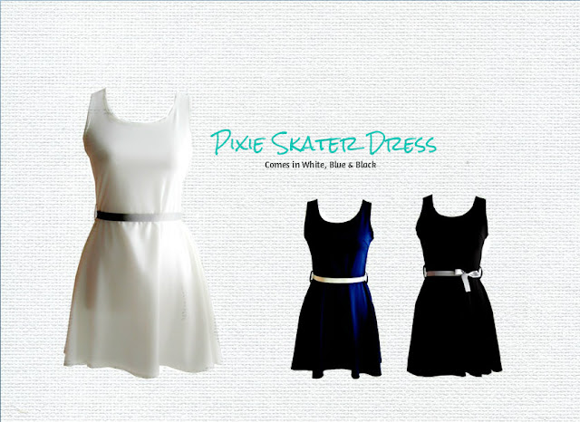 Pixie Skater Dress