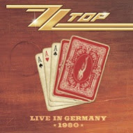 ZZ Top – Live in Germany – CD