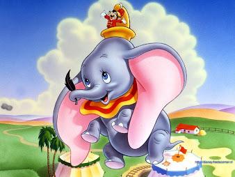 #1 Dumbo Wallpaper