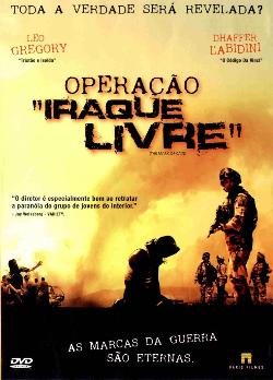 Download Operação Iraque Livre DVDRip Dublado XviD