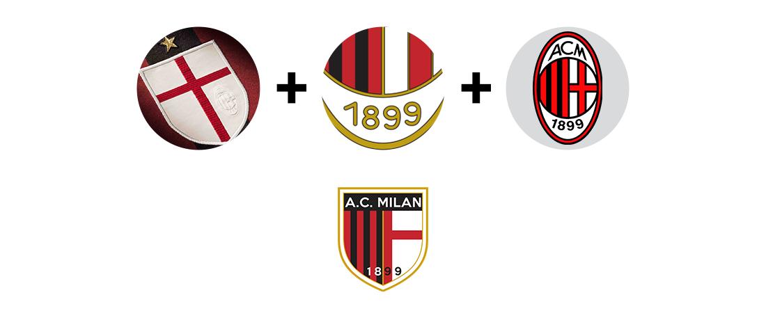 ac milan new logo