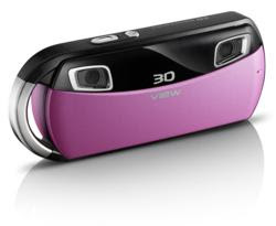 DXG-018 3D Camera in Pink