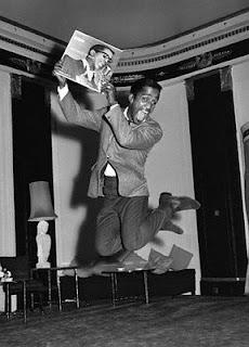 El gran salto de Sammy Davis Jr
