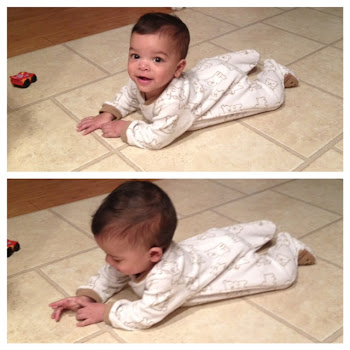 Our Little Crawler!