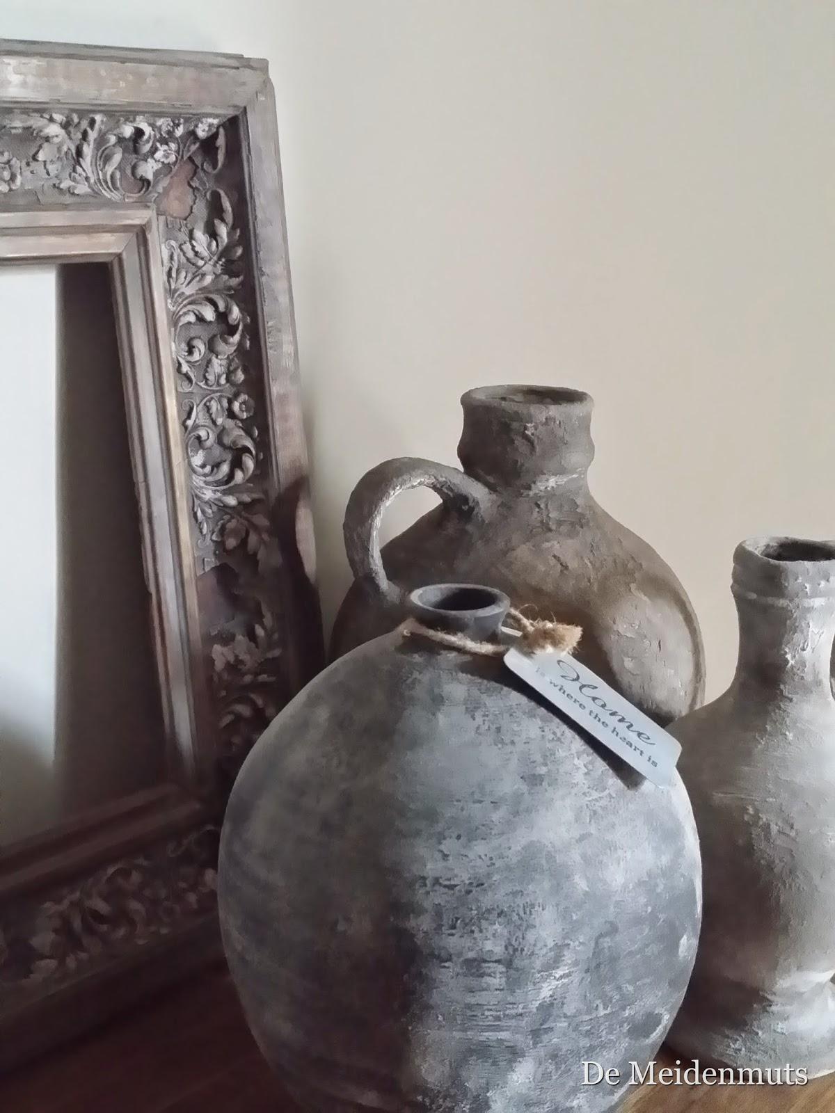 De meidenmuts oktober 2014 for Deco oude huis
