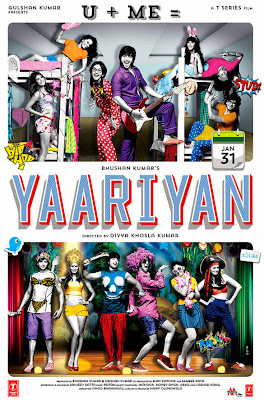 Yaariyan is a contemporary young film that takes audiences through the