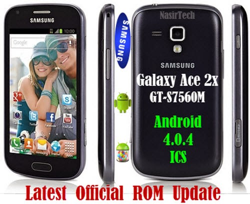 Galaxy Ace Android 4