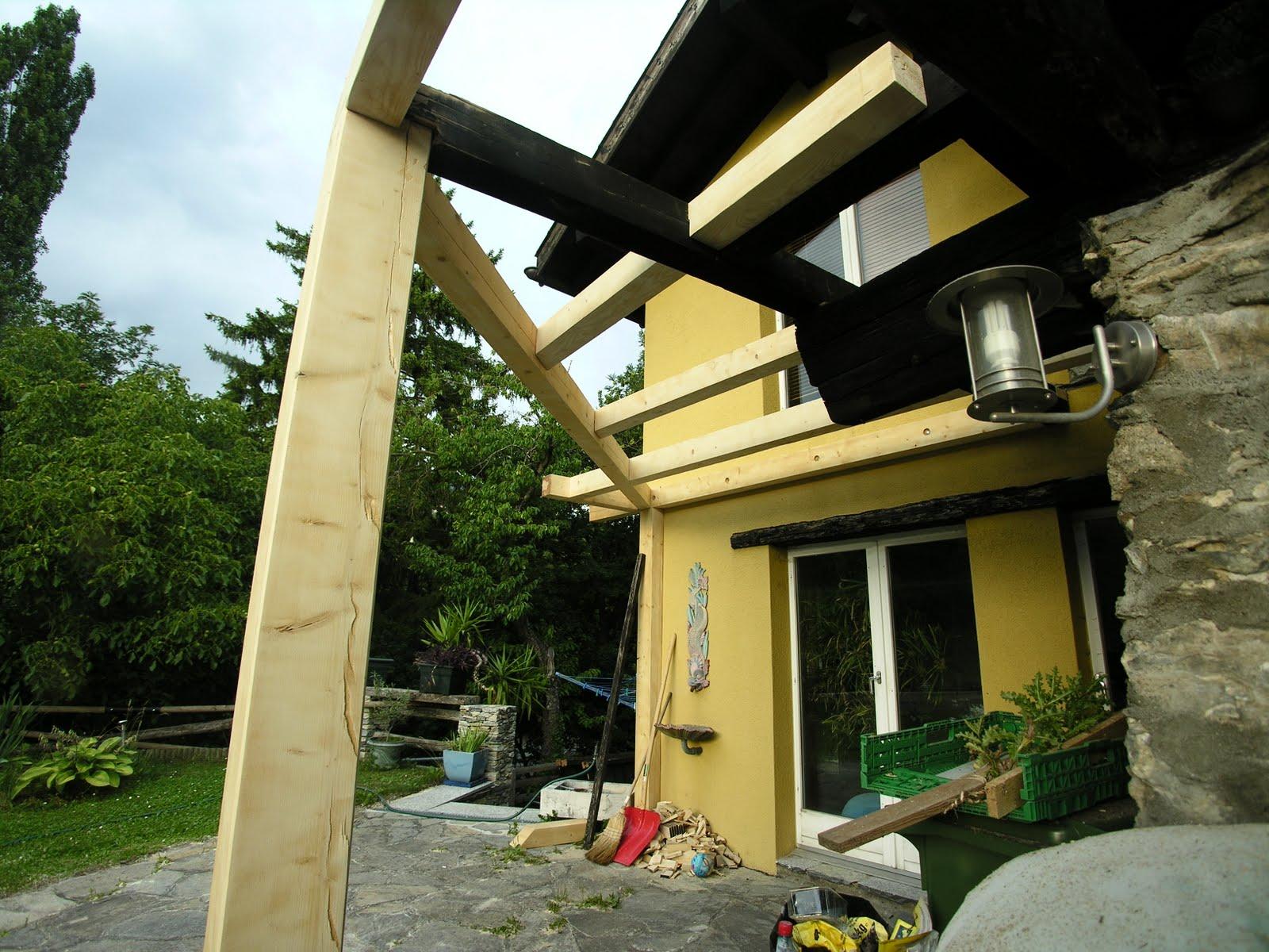 fm bois agrandissement balcon
