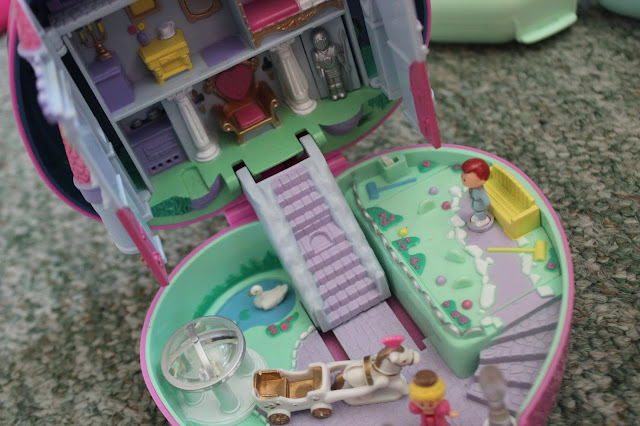polly pocket princess