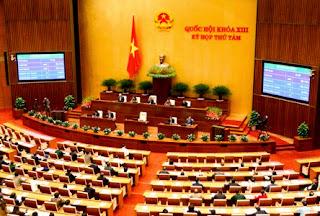 Quốc hội thông qua Nghị quyết về dự toán NSNN năm 2015