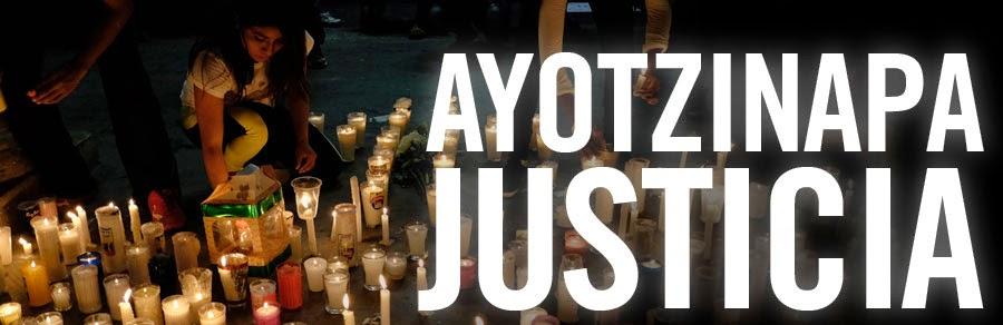Ayotzinapa Justicia