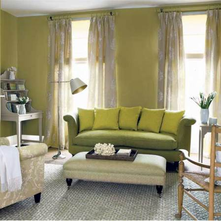green living room ideas modern home decorating ideas