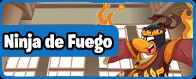 Ninja de fuego