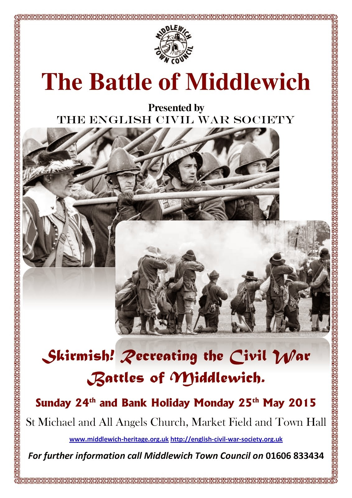 THE BATTLE OF MIDDLEWICH