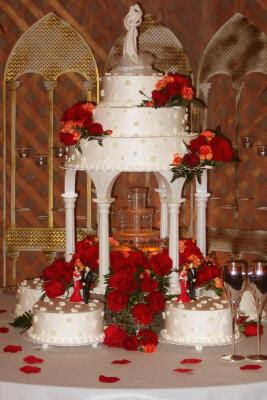 pasteles de boda fantasiajpg+(3) Pasteles de boda clásicos