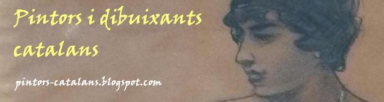 Pintors i dibuixants catalans