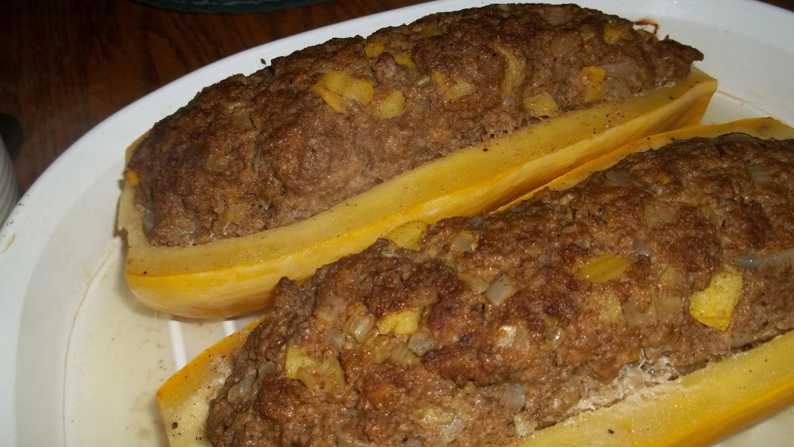 Zucchini Meat Loaf Recipe — Dishmaps