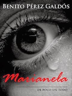 portada del libro marianela de benito perez galdos epub y pdf gratis