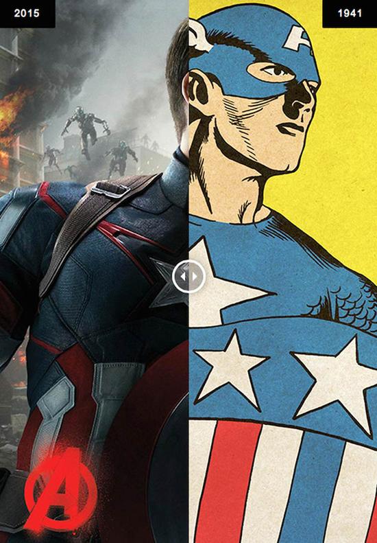 Avengers: New Meet Old