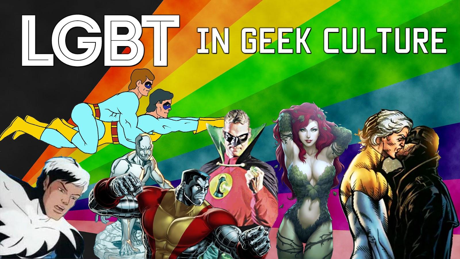 LGBT characters in comics
