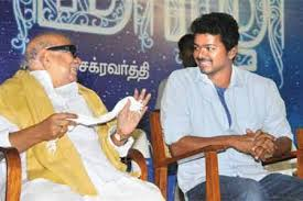 DMK will support Vijay's political entry - Stalin
