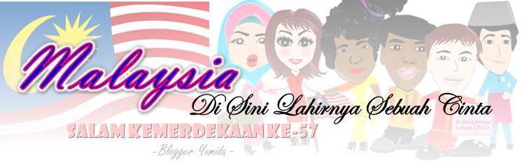 Header blog bertemakan Hari Kemerdekaan ke 57