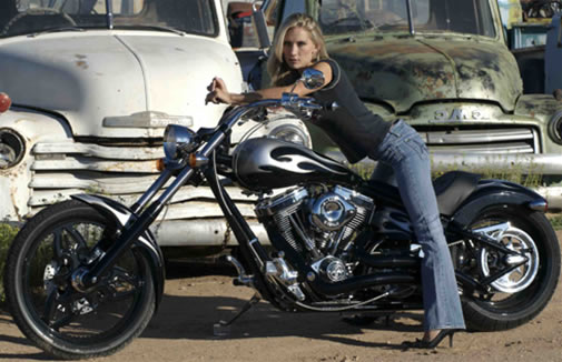 Top Harley - Davidson: Motorcycles from the USA