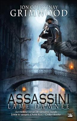 Assassini -2 tomes- Jon C. Grimwood