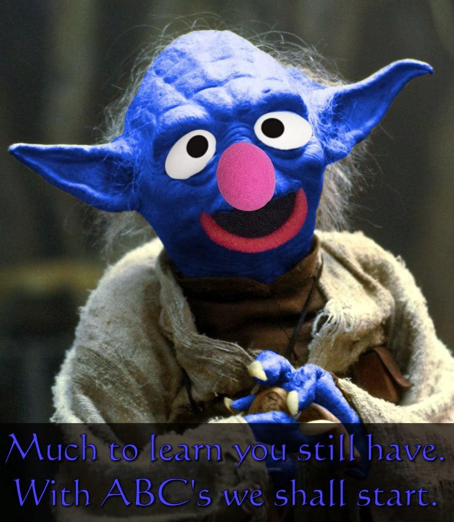 Groda, a Grover/Yoda mutation