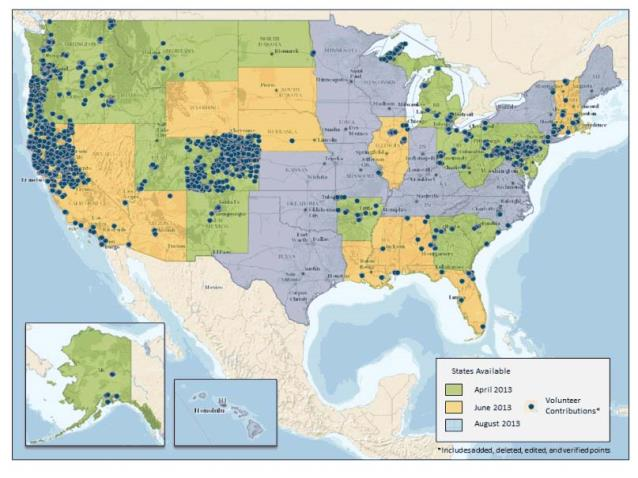 EPC Updates ~ ~ ~: National Map Corps Now Implemented Nationwide
