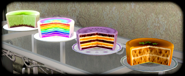 Sims  How To Get Birthday Cake At A Party
