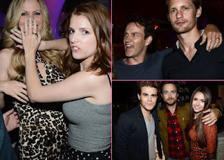 True Blood & Vampire Diaries Stars Highlight EW's Comic-Con Celebration » Gossip | True Blood | Vampire Diaries