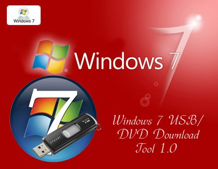 windows 7 usb dvd download tool how to use