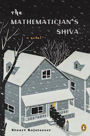 Giveaway - The Mathematician's Shiva