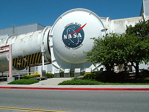 NASA Wind Tunnels