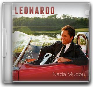 Capa CD Leonardo   Nada Mudou (2011)