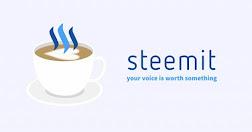 Odwiedź mnie na Steemit