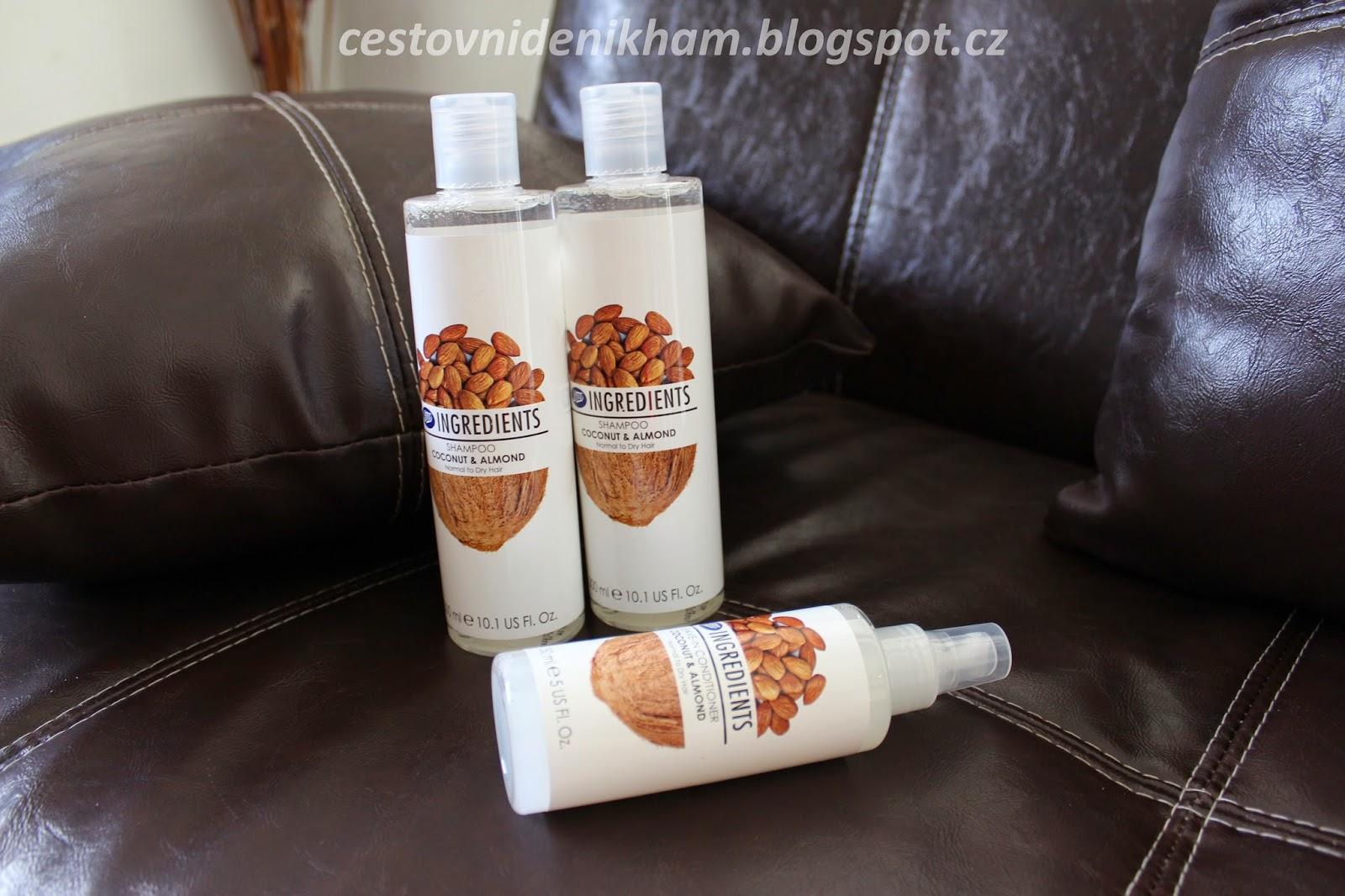 kosmetika z Boots // cosmetics from Boots