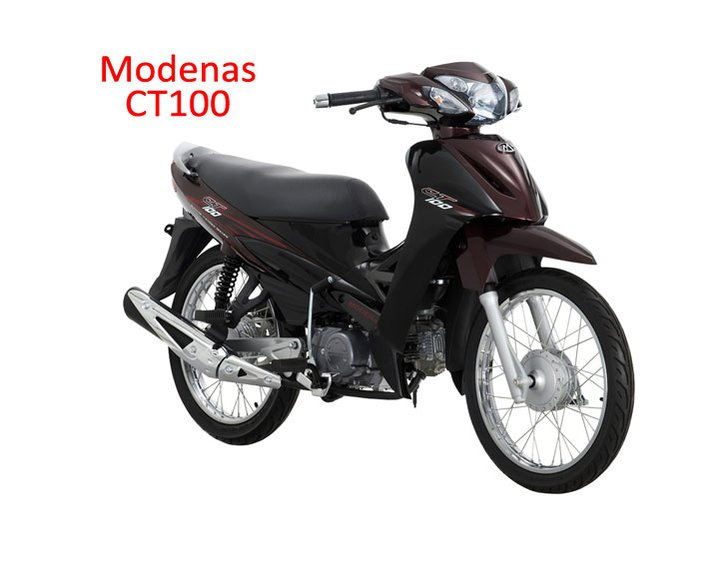 Tropicana Motorworld Modenas Ct100