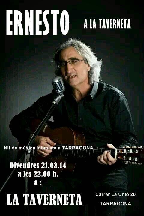 Actuación en LA TAVERNETA DE TARRAGONA