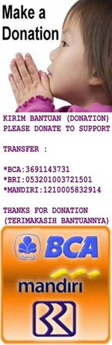 KIRIM BANTUAN (DONATION)