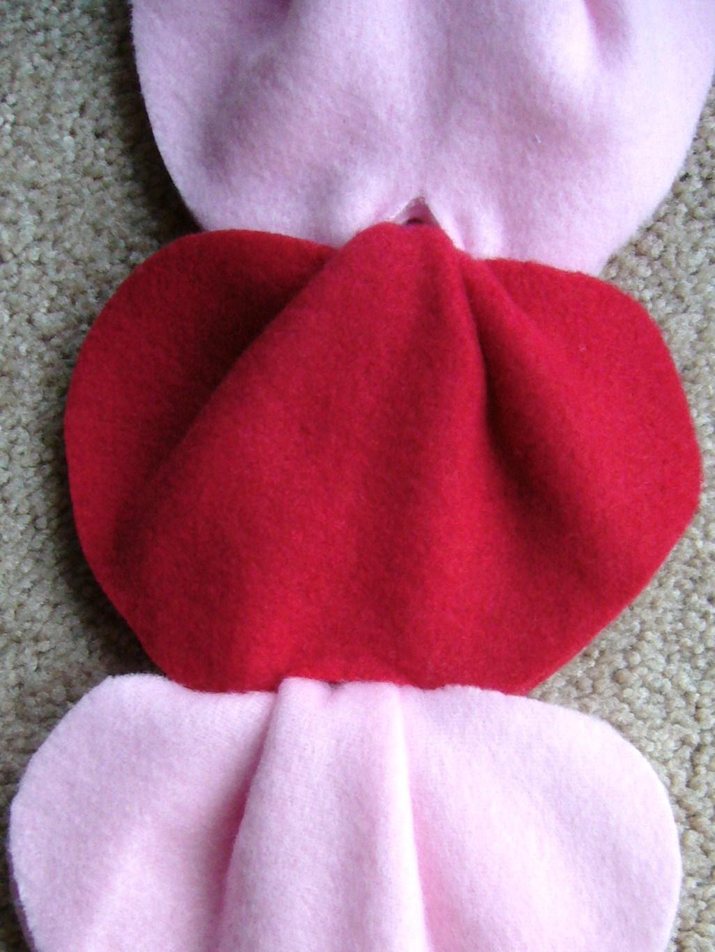 3 способа сделать шарф из флиса Шитье 88