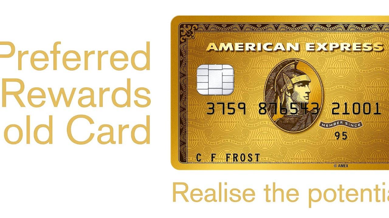 American Express Savings Card