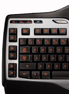 Keyboard Terbaru Tercanggih 2012