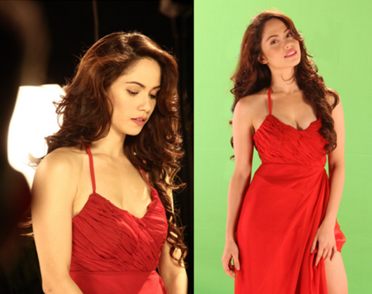 Jessy Mendiola is Pinay Maria Mercedes